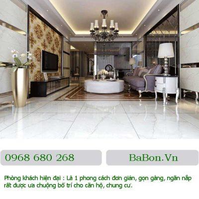 Phòng khách hiện đại 017