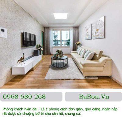 Phòng khách hiện đại 021