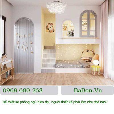 Phòng ngủ đẹp 05