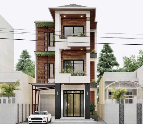 Thiết kế nhà phố 003