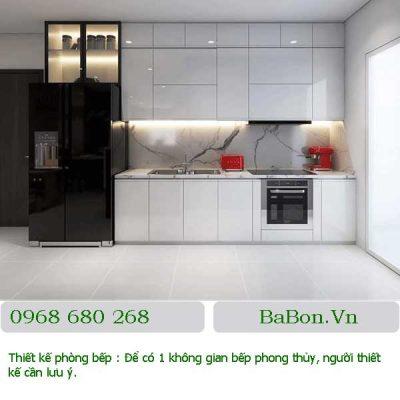 Thiết kế phòng bếp 05