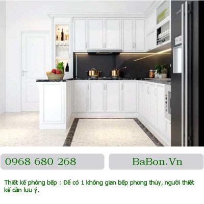 Thiết kế phòng bếp 13