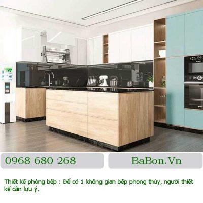 Thiết kế phòng bếp 16