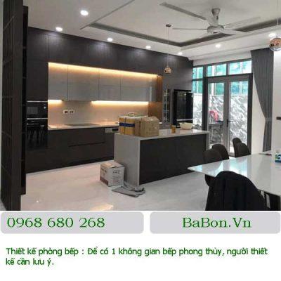 Thiết kế phòng bếp 17