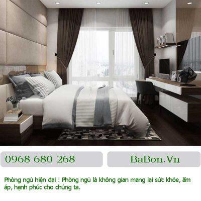 Thiết kế phòng ngủ 01