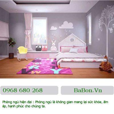 Thiết kế phòng ngủ 07
