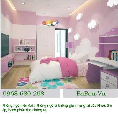 Thiết kế phòng ngủ 08