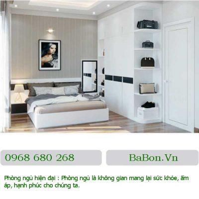 Thiết kế phòng ngủ 09
