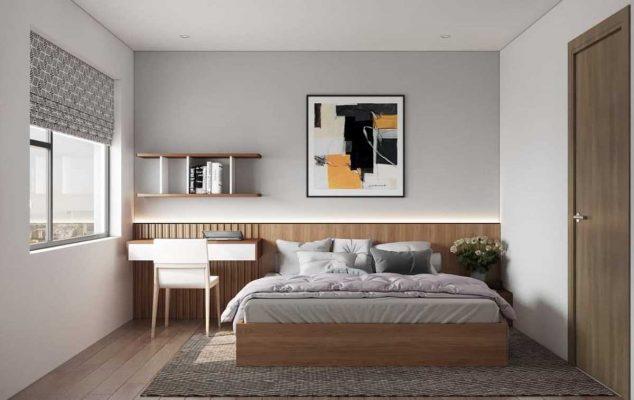 Thiết kế phòng ngủ đẹp thông minh