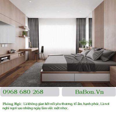 Thiết kế nội thất phòng ngủ 05