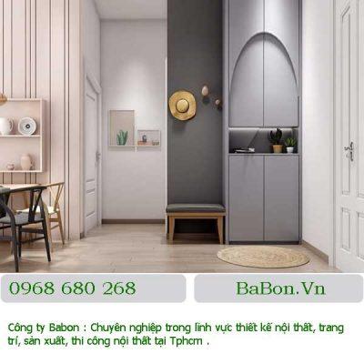 Co ty thiết kế nội thất 002