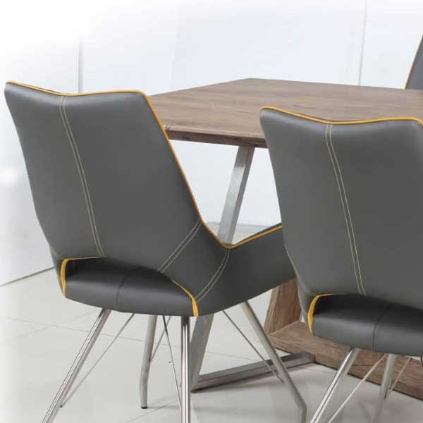 Mẫu bàn ghế ăn 001 d