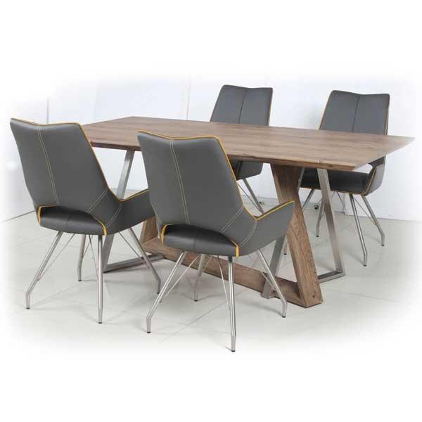 Mẫu bàn ghế ăn 001
