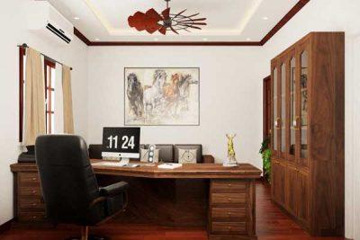Mẫu bàn giám đốc 001 a