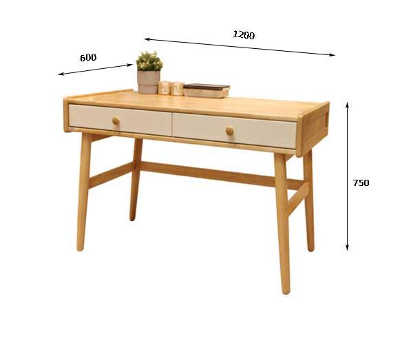 Mẫu bàn văn phòng 003 b