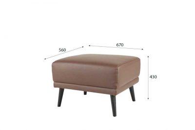 Mẫu ghế sofa 001 f kích thước