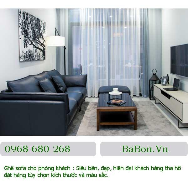 Mẫu ghế sofa 004