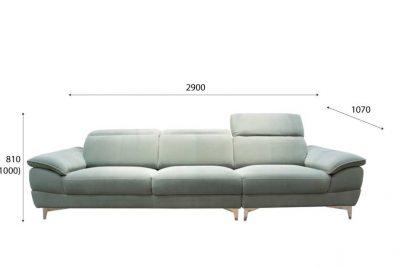 Mẫu ghế sofa 10 e