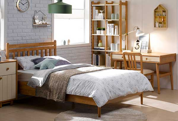 Mẫu giường ngủ 001 b