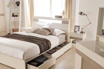 Mẫu giường ngủ 002 a