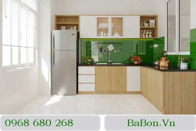 Mẫu nội thất phòng bếp 001