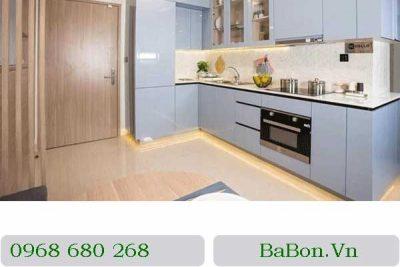 Mẫu nội thất phòng bếp 002