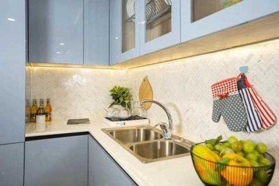 Mẫu nội thất phòng bếp 002 b