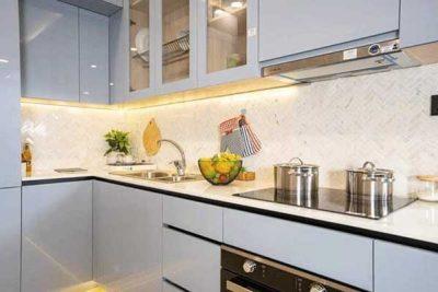 Mẫu nội thất phòng bếp 002 c