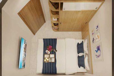 Mẫu nội thất phòng ngủ 003 a