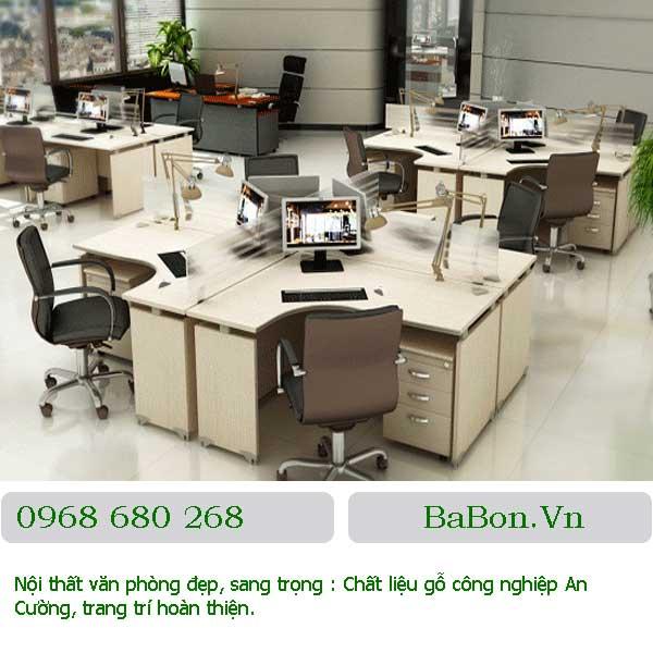 Mẫu nội thất văn phòng 003