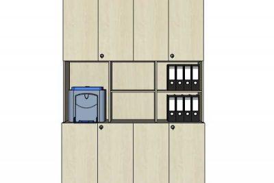 Mẫu nội thất văn phòng 004g