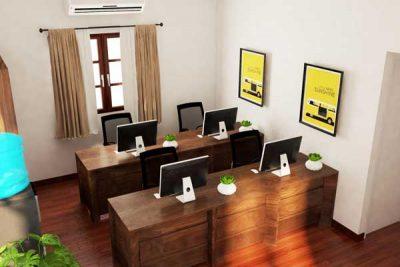 Mẫu nội thất văn phòng 006a