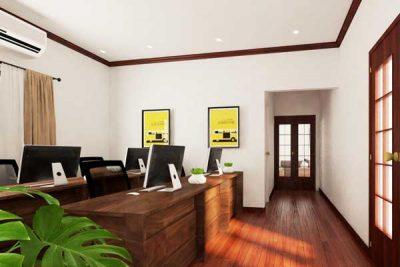 Mẫu nội thất văn phòng 006b