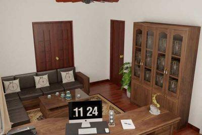 Mẫu nội thất văn phòng 006f