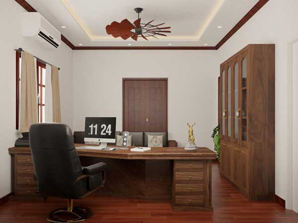 Mẫu nội thất văn phòng 006g