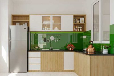 Mẫu tủ bếp 002 a
