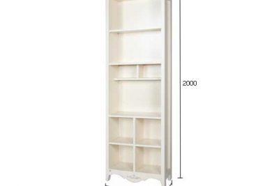 Mẫu tủ hồ sơ -tủ sách 003 b