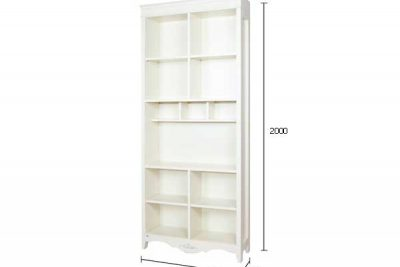 Mẫu tủ hồ sơ - tủ sách 003-d