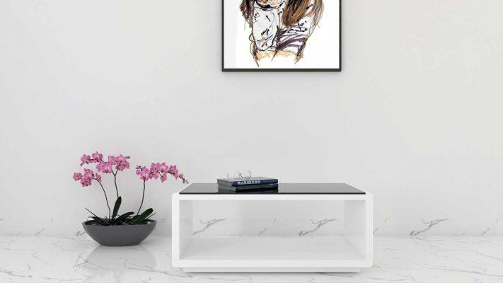 Mẫu bàn sofa 004 đẹp giá rẻ