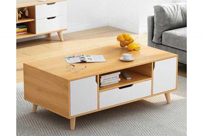 Bàn Sofa Babon 3820, bàn trà, bàn phòng khách, nội thất đẹp giá rẻ, nội thất gỗ BaBon Việt Nam