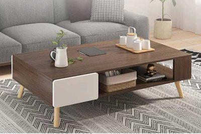 Bàn Sofa Babon 3850, bàn trà, bàn phòng khách, nội thất đẹp giá rẻ, nội thất gỗ BaBon Việt Nam